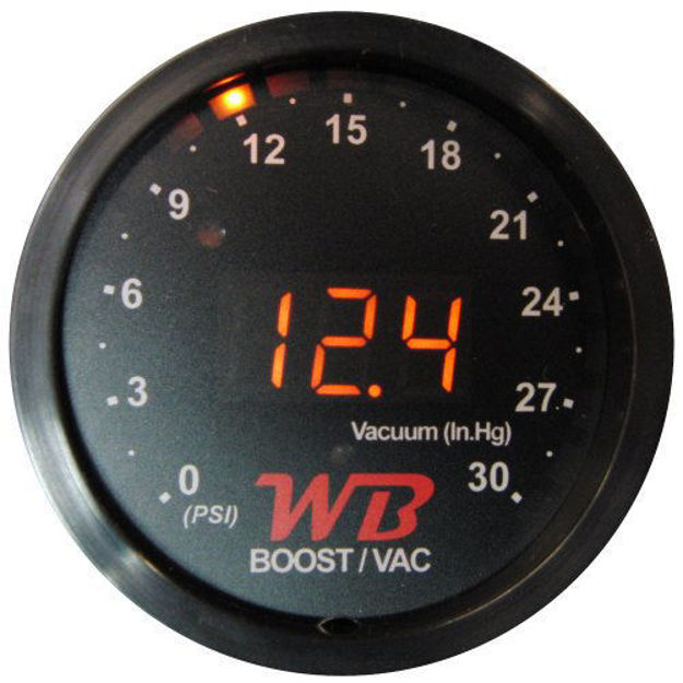 WB B2 Boost Gauge