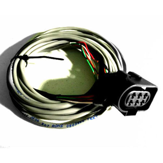Picture of WB D2 AFR Controller Gauge Wire Harness