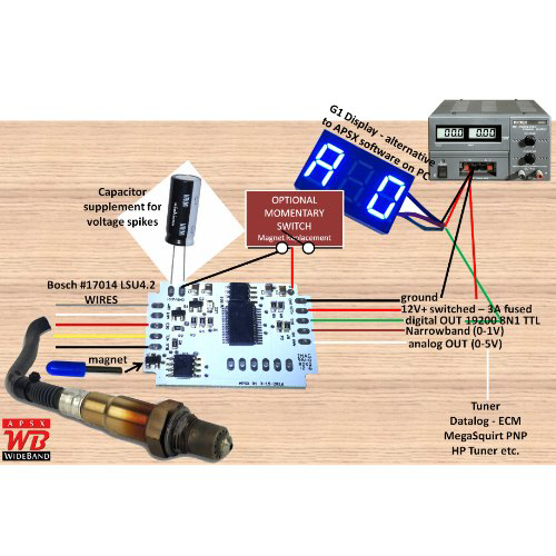 WB D1 Wiring